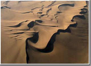 Cerro Dragon dune, Iquique, Chile