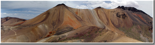 Cerro Milagro, Putre, Altiplano, Chile