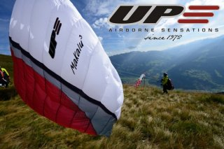 Antofaya Expeditions sell UP paragliders