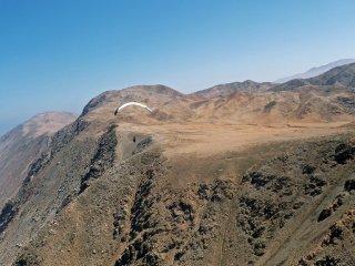 New Horizons - 205km Flight in The Atacama Desert - Paragliding between Caleta San Marcos and Rio Seco, The Atacama Desert, Chile