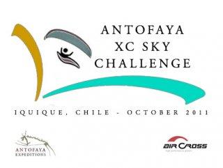 Antofaya XC Sky Challenge 2011, October 23