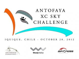 Antofaya XC Sky Challenge 2012 - Antofaya XC Sky Challenge will happen on October 28th. We will try to fly 200km to Iquique from the